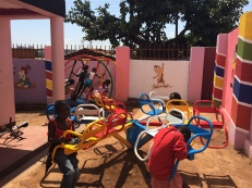 Mummy Foundation playground