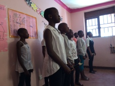 Mummy Foundation choir