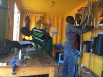 M-Lisada brass repair workshop
