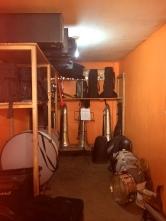 M-Lisada brass band room