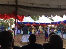 Ugandan wedding