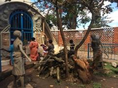 The Ugandan Martyrs Memorial