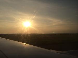 Leaving Uganda