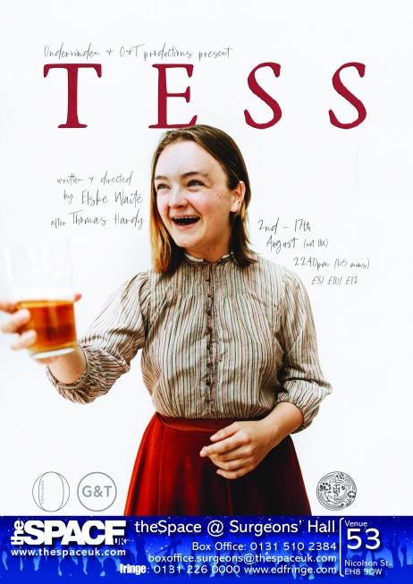Tess Poster P